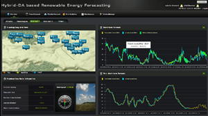 Renewable Energy Forecasting System