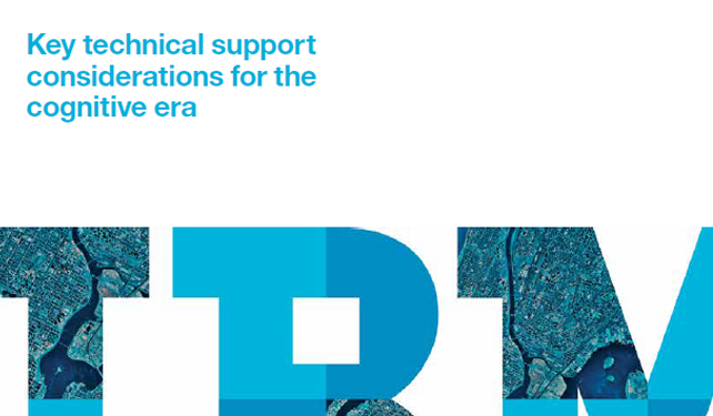 IBM Technical Support Services whitepaper