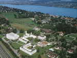 IBM Research - Zurich Lab, aerial view