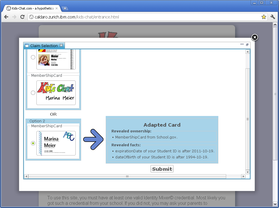 Kids' Chat screenshot 5