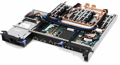 IBM iDataPlex DWC dx360 M4